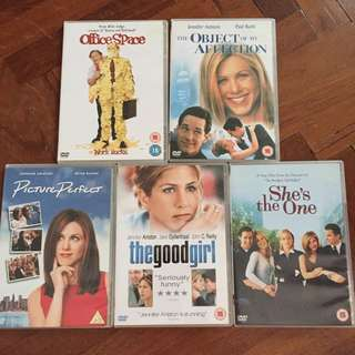 Jennifer Aniston Movie Bundle Clearance