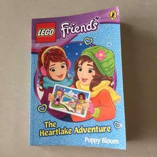 lego friends book (the heartlake adventure)