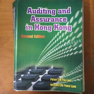 Auditing and assurance in Hong Kong, 2nd edition