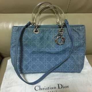 Christian Dior 牛仔大袋