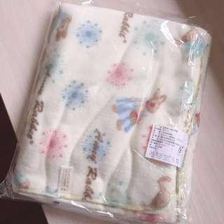 台灣製 -安妮兔冷氣毯 秋冬暖被