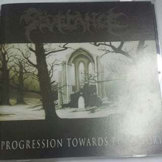 Music CD (Metal): Severance – Progression Towards Purgatory - U.S. Death Metal Band