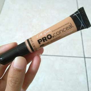 LA Girl HD Pro Conceal Medium Beige