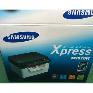 Samsung Xpress M2070W laser printer
