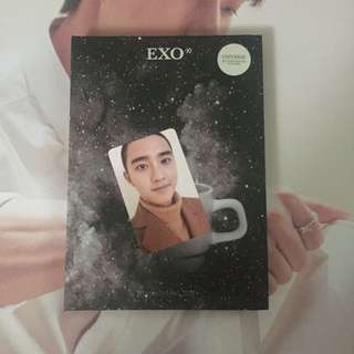 EXO WINTER UNIVERSE WITH KYUNGSOO PC