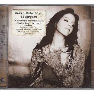 Sarah McLachlan: <Afterglow> (2003 CD + Limited Edition Bonus Live EP)