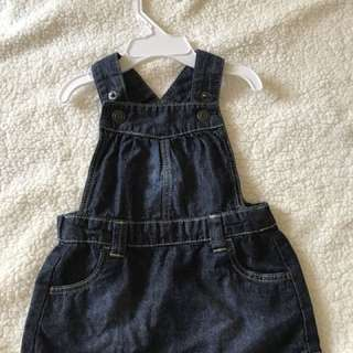 Overall Baby girl (3-6 Months)