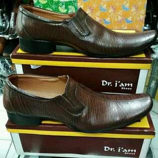 Sepatu Pantofel Kulit Pria Persada Kode 6020