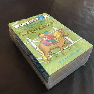 💥NEW - I Can Read Beginning 1 Reading The Berenstain Bears 25 books set - Story Book