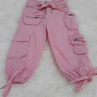 Celana kargo anak