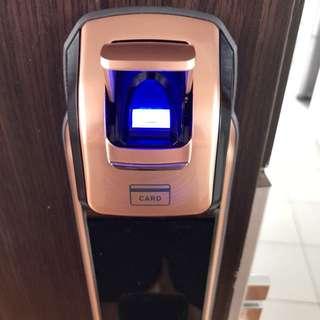 Samsung DP728 digital lock