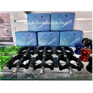 Polifly Pedals Sealed Bearing Pedals *Lightweight* Bike Pedals MTB Pedals Bicycle Pedals