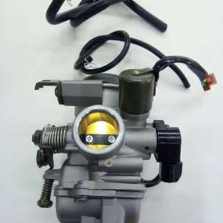 Rouser 135LS Carburetor