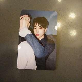 Lai Guanlin Photocard