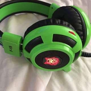 Gaming Headset (BADWOLF F15)