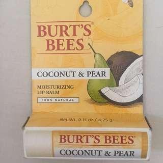 Lipbalm burt's bees