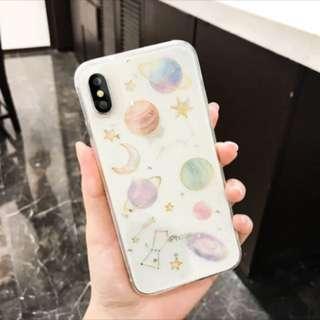星空iPhone case
