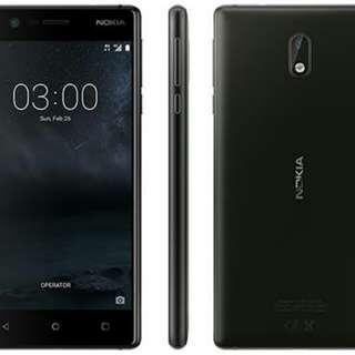Nokia 3 Garansi Resmi Bisa Dikredit Free Biaya Admin