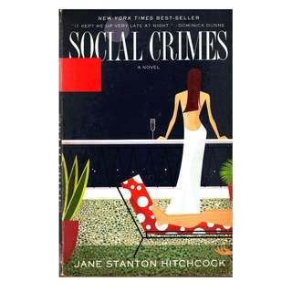 BF: - Social Crimes - Jane Stanton Hitchcock - YA