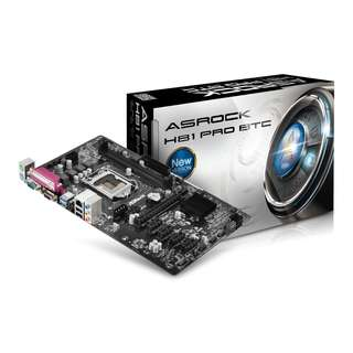 ASRock H81 Pro BTC For Mining  with i3 Processor