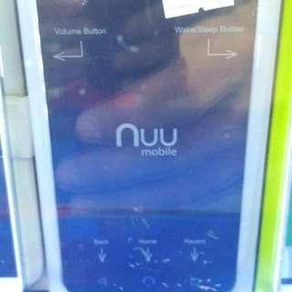 New NUU Mobile X4 Ram 2/16GB Bisa Kredit Tanpa Kartu Kredit