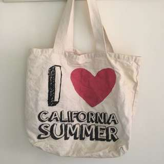 California Summer Tote