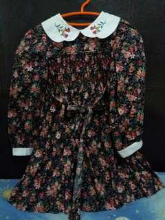 Vintage Dress for Toddlers