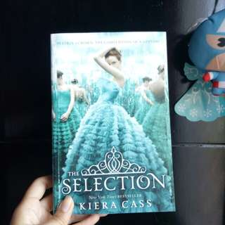 JUAL PRELOVED BOOK: THE SELECTION