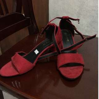 Sandals (Red)