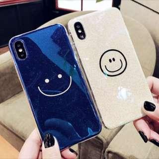 笑哈哈iPhone case