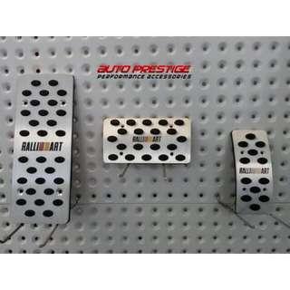 BN Mitsubishi Ralliart Pedals