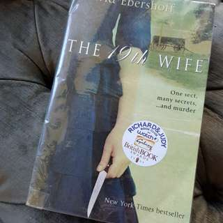 The 19th Wife, a New York Times bestseller