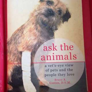 Ask the animals - book