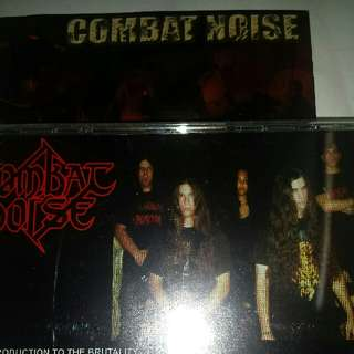 Music CD (Metal): Combat Noise ‎– After The War... The Wrath Continues - Cuban Death Metal Band