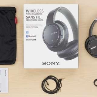 Sony MDR-ZX770BN Wireless Bluetooth 無線藍牙擴噪音耳機