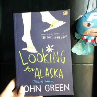 PRELOVED: LOOKING FOR ALASKA