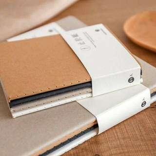 4 pcs Blank Notebook