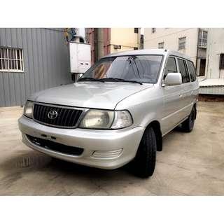 2002 瑞獅 客貨兩用車 1800c.c. 省油省稅金