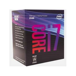 Intel BX80684I78700 8th Gen Core i7-8700