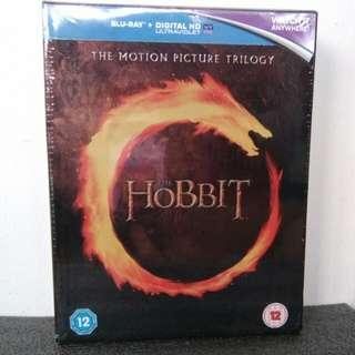 bluray the hobbit trilogy