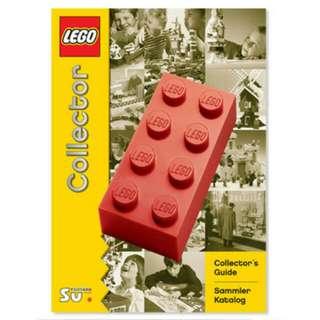 全新Lego Collector's Guide 50 Years