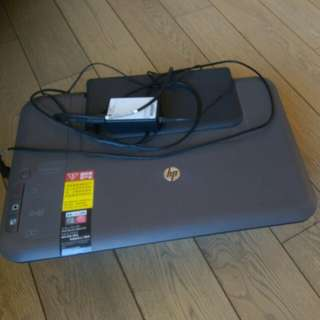 100% work HP Deskjet1050, 有打印,复印及素描功能! HPDeskjet1050, has print, Scan and copy functions.q