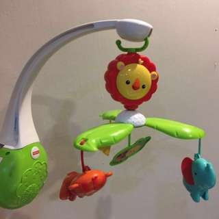 Fisher-Price® Grow-With-Me Mobile