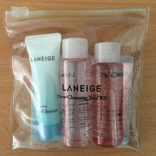 Laneige New Cleansing Travel/ Trial Kit