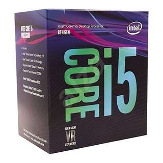 Intel BX80684I58400 8th Gen Core i5-8400 Processor