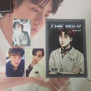 EXO SUHO XIUMIN OFFICIAL PC
