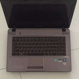 Lenovo i7 Quad-Core Gaming Laptop