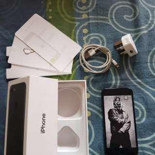 Iphone 7 32 GB Black Matte