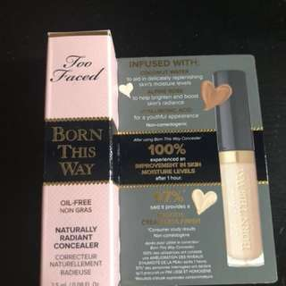 Too-faced born-this-way concealer