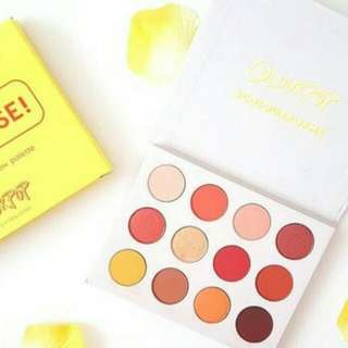 Colourpop EyePalette Yes Please!